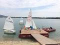 Lupa-tó, nyári gyerek Horizont Vitorlástábor 9.