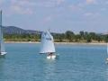 Lupa-tó, nyári gyerek Horizont Vitorlástábor 8.