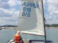 Lupa-tó, nyári gyerek Horizont Vitorlástábor 3.