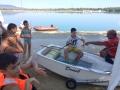 Lupa-tó, nyári gyerek Horizont Vitorlástábor 11.